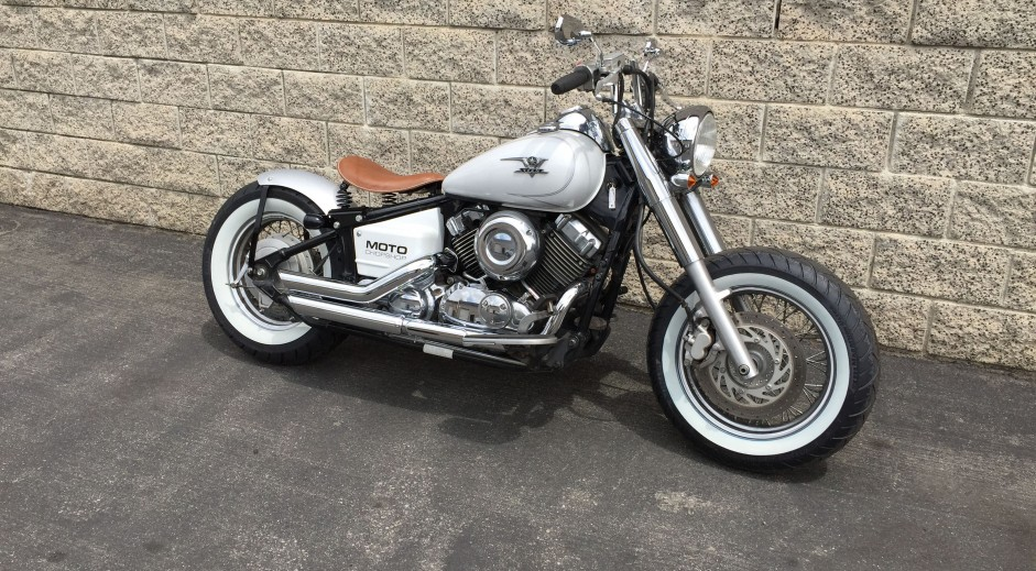 Yamaha Royal Star Exhaust