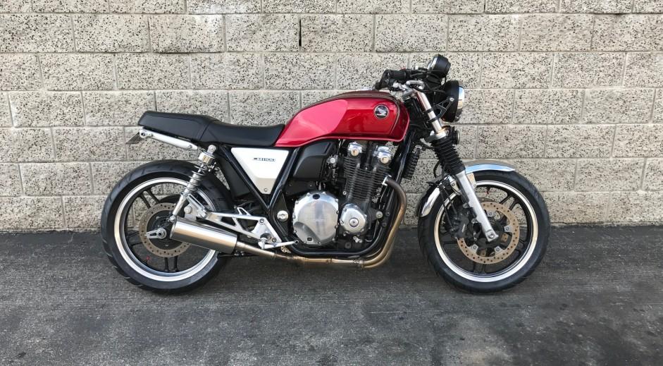 2013 Honda CB1100 Cafe Racer