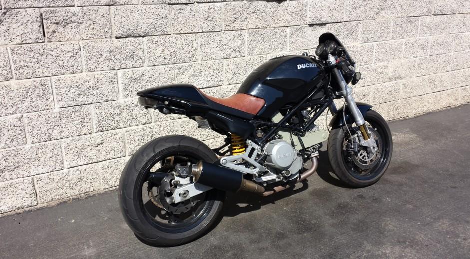 Ducati Monster 620 Cafe Racer - impremedia.net